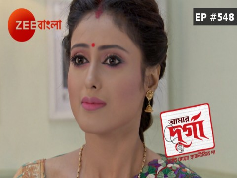 Aamar Durga - Episode 548 - October 16, 2017 - Full Episode