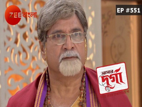 Aamar Durga - Episode 551 - October 19, 2017 - Full Episode