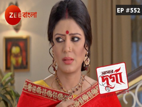 Aamar Durga - Episode 552 - October 20, 2017 - Full Episode