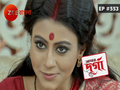 Aamar Durga - Episode 553 - October 21, 2017 - Full Episode