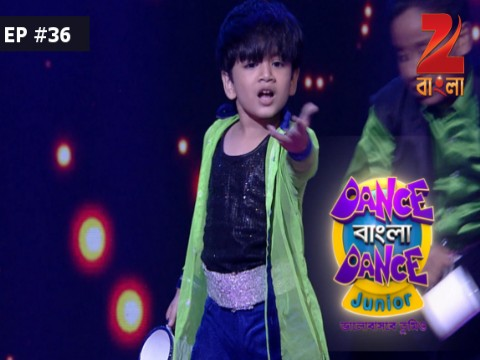 Dance Bangla Dance Junior 2016 - Episode 36 - September 21, 2016 - Full Episode