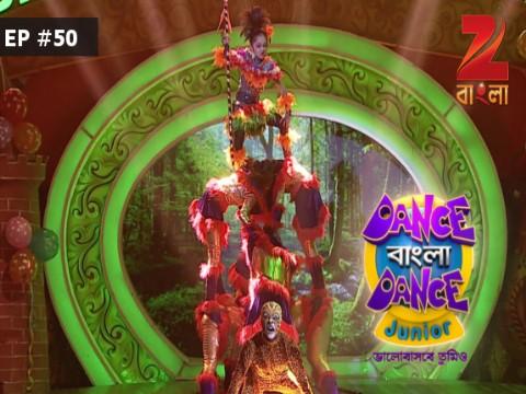 Dance Bangla Dance Junior 2016 - Episode 50 - October 25, 2016 - Full Episode
