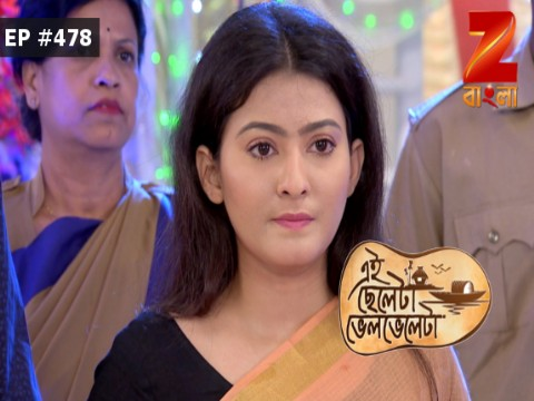 Eii Chhele Ta Bhelbhele Ta - Episode 478 - July 23, 2017 - Full Episode