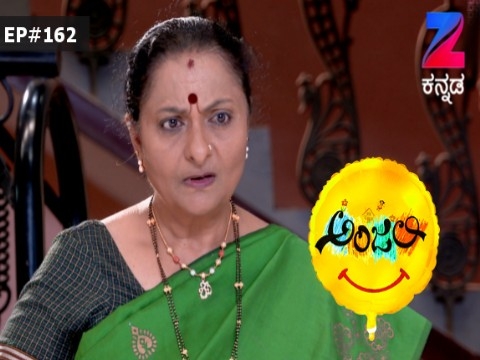 Anjali - The friendly Ghost - Episode 162 - April 20, 2017 - Full Episode