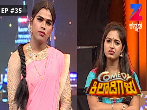 Comedy Khiladigalu Ep 35 12th March 2017