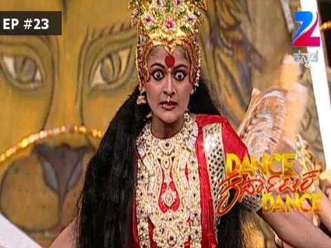 Dance Karnataka Dance Ep 23 13th August 2016