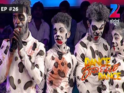 Dance Karnataka Dance Ep 26 21st August 2016