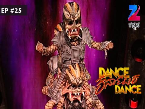 Dance Karnataka Dance Ep 25 20th August 2016