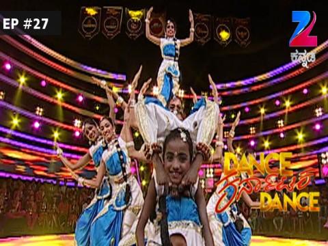 Dance Karnataka Dance Ep 27 3rd September 2016