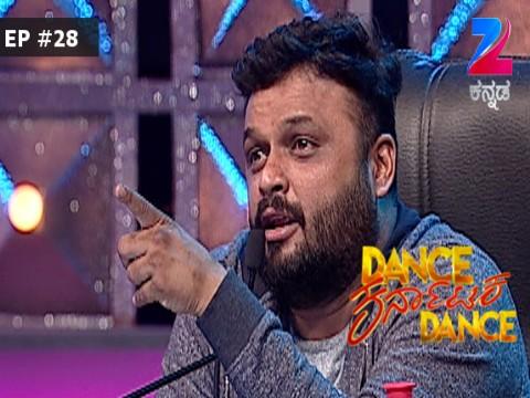 Dance Karnataka Dance Ep 28 4th September 2016