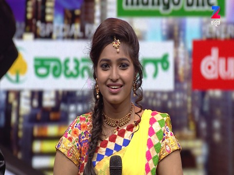 Dance Karnataka Dance - Family War Ep 1 12th August 2017
