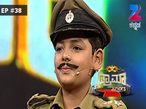 Drama Juniors Ep 38 18th September 2016
