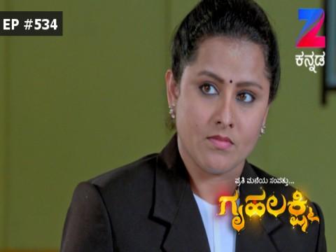 Gruhalakshmi - Episode 534 - February 23, 2017 - Full Episode