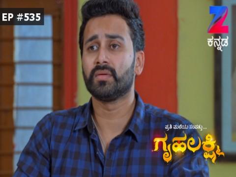 Gruhalakshmi - Episode 535 - February 24, 2017 - Full Episode