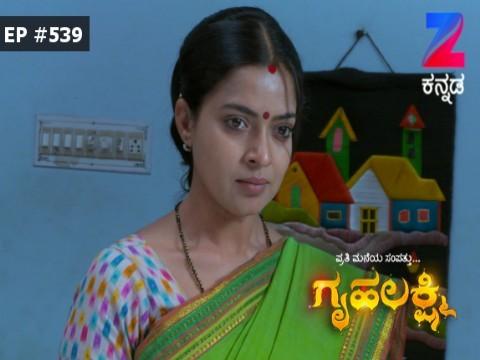 Gruhalakshmi - Episode 539 - March 1, 2017 - Full Episode