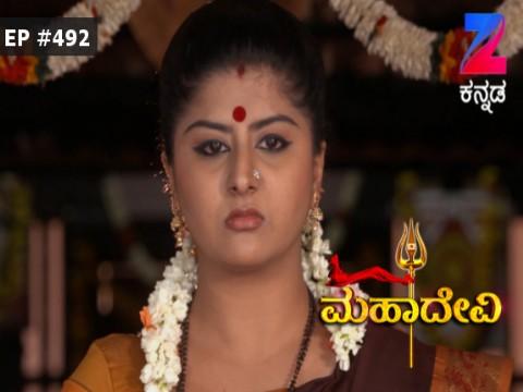 Mahadevi - Episode 492 - July 13, 2017 - Full Episode