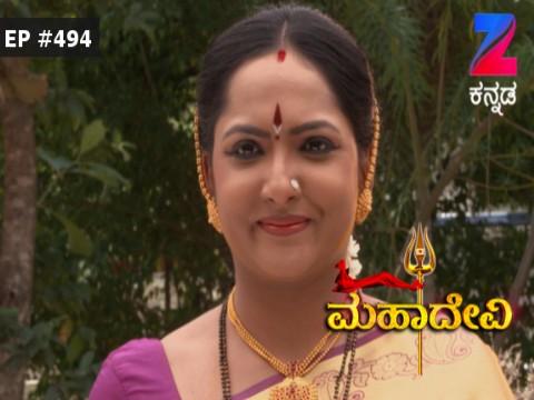 Mahadevi - Episode 494 - July 17, 2017 - Full Episode