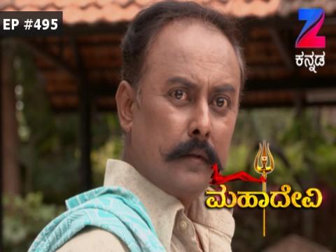 Mahadevi - Episode 495 - July 18, 2017 - Full Episode