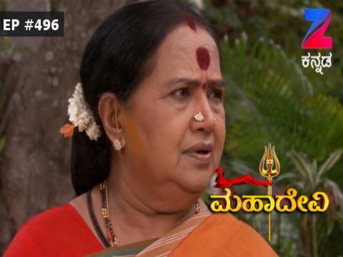 Mahadevi - Episode 496 - July 19, 2017 - Full Episode