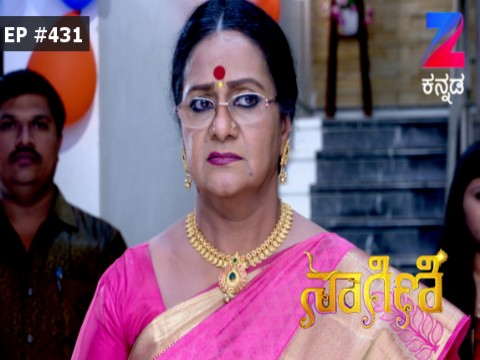 Naagini Ep 431 9th October 2017