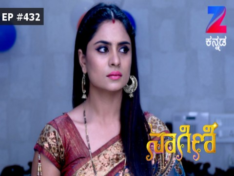 Naagini Ep 432 10th October 2017