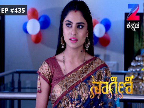Naagini - Episode 435 - October 13, 2017 - Full Episode