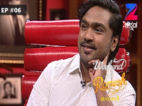 Weekend With Ramesh Season 3 Ep 6 9th April 2017