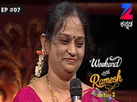 Weekend With Ramesh Season 3 Ep 7 15th April 2017