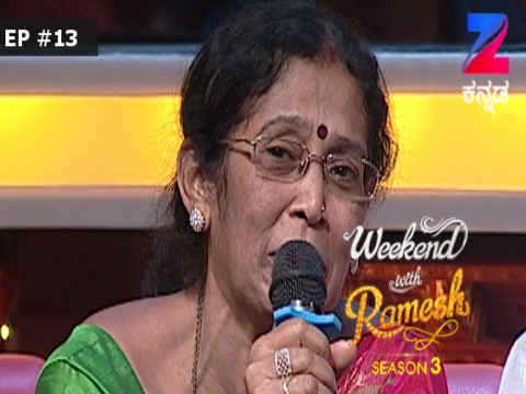 Weekend With Ramesh Season 3 Ep 13 6th May 2017