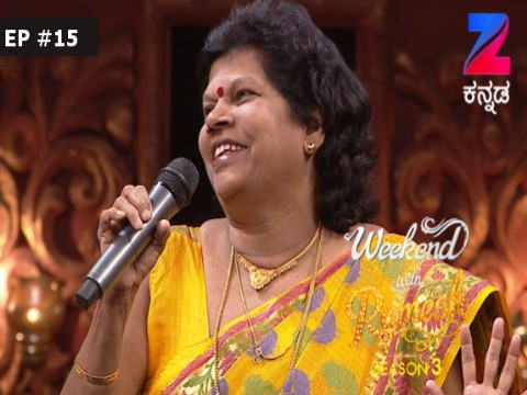 Weekend With Ramesh Season 3 Ep 15 13th May 2017