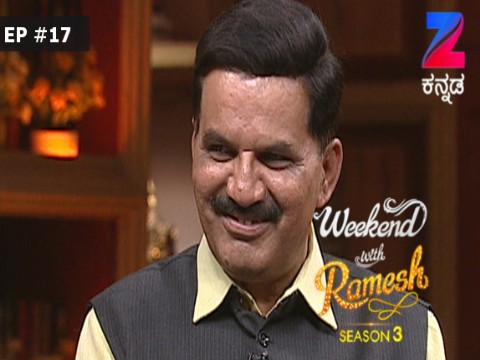 Weekend With Ramesh Season 3 Ep 17 20th May 2017