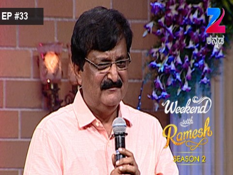 Weekend with Ramesh Season 2 - Episode 33 - April 23, 2016 - Full Episode
