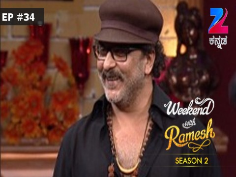 Weekend with Ramesh Season 2 - Episode 34 - April 24, 2016 - Full Episode
