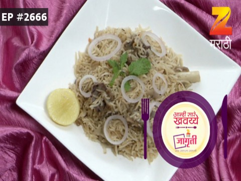 Aamhi Saare Khavayye - Episode 2666 - July 17, 2017 - Full Episode