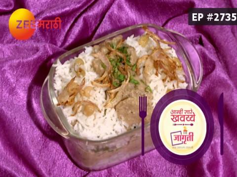 Aamhi Saare Khavayye - Episode 2735 - October 23, 2017 - Full Episode