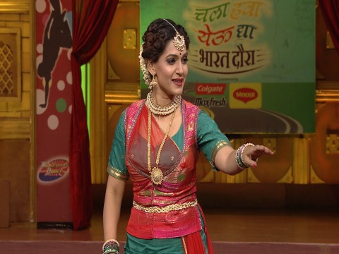 Chala Hawa Yeu Dya Maharashtra Daura - Episode 211 - November 7, 2017 - Full Episode