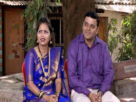 Home Minister Swapna Gruh Lakshmiche Ep 2144 20th February 2018