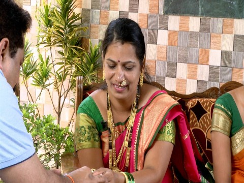 Home Minister Swapna Gruh Lakshmiche Ep 2191 16th April 2018