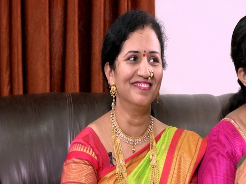 Home Minister Swapna Gruh Lakshmiche Ep 2195 20th April 2018