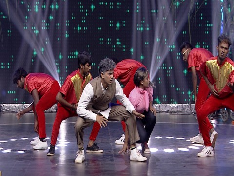 Dance Jodi Dance 2.0 Ep 14 14th January 2018