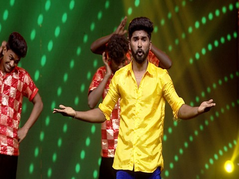 Dance Jodi Dance 2.0 Ep 15 20th January 2018