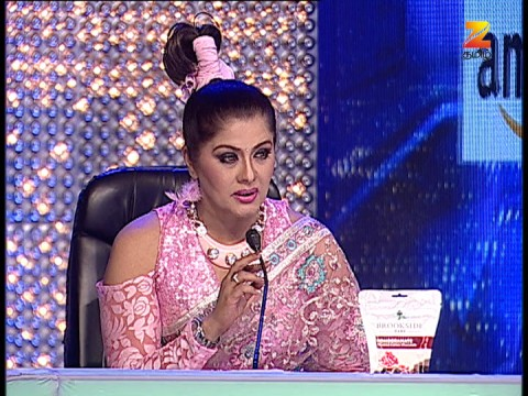 Dance Jodi Dance Ep 35 14th January 2017