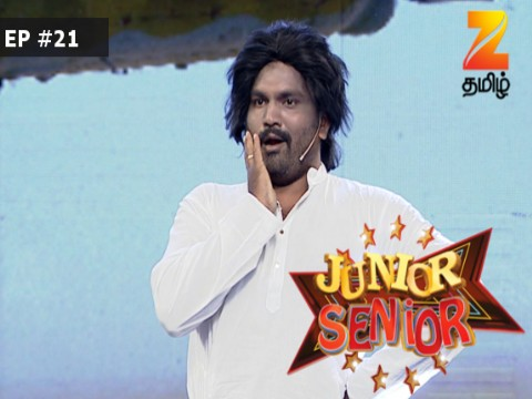 Junior Senior Ep 21 2nd July 2017