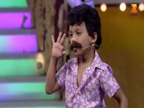 Junior Super Stars Season 2 Ep 37 16th September 2017