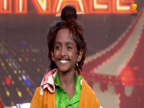 Junior Super Stars Season 2 Ep 40 24th September 2017