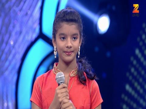 Sa Re Ga Ma Pa Lil Champs - Tamil Ep 5 7th January 2017