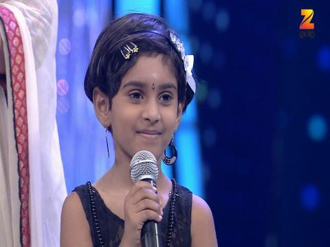 Sa Re Ga Ma Pa Lil Champs - Tamil Ep 6 8th January 2017