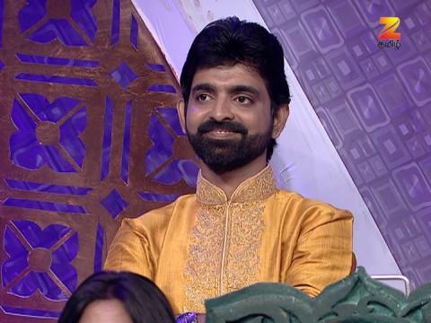 Sa Re Ga Ma Pa Lil Champs - Tamil Ep 15 11th February 2017