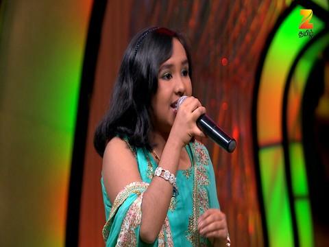 Sa Re Ga Ma Pa Lil Champs - Tamil Ep 19 25th February 2017