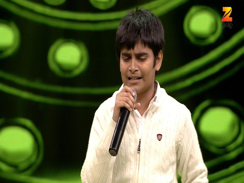 Sa Re Ga Ma Pa Lil Champs - Tamil Ep 20 26th February 2017